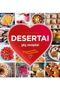 Desertai. 365 receptai |