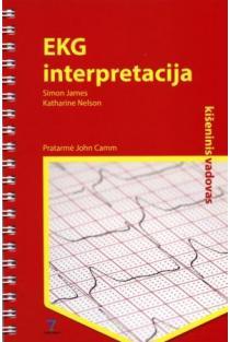 EKG interpretacija. Kišeninis vadovas | Simon James, Katharine Nelson
