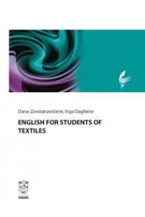 English for Students of Textiles | Daiva Zavistanavičienė, Inga Dagilienė