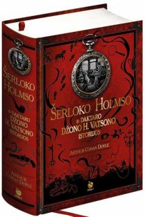 Šerloko Holmso ir daktaro Džono H. Vatsono istorijos | Arthur Conan Doyle