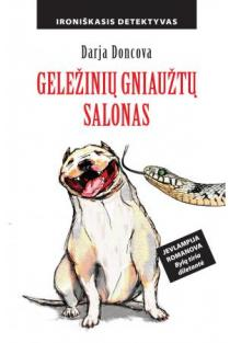 Geležinių gniaužtų salonas | Darja Doncova