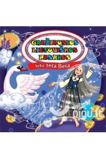 Gražiausios lietuviškos pasakos. Seka teta Beta (CD) |
