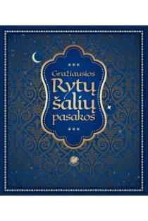 Gražiausios Rytų šalių pasakos (knyga su defektais) |