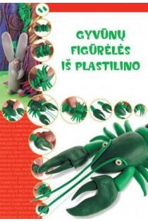 Gyvūnų figūrėlės iš plastilino |