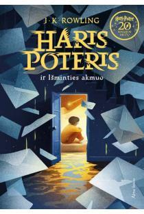 Haris Poteris ir Išminties akmuo. 1 dalis | J. K. Rowling