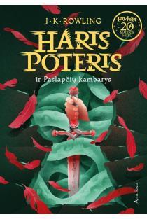 Haris Poteris ir Paslapčių kambarys. 2 dalis | J. K. Rowling