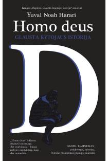 Homo deus. Glausta rytojaus istorija | Yuval Noah Harari