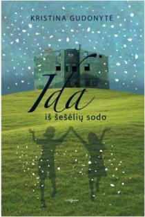 Ida iš šešėlių sodo | Kristina Gudonytė