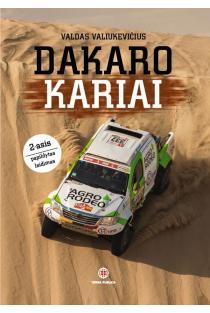 Dakaro kariai | Valdas Valiukevičius