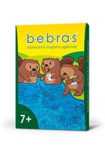 Žaidimo kortelės BEBRAS 7+ informatinio mąstymo ugdymui |