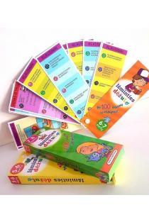 Išminties dėžutė 7-8 metų vaikams. Per 100 klausimų su atsakymais! |