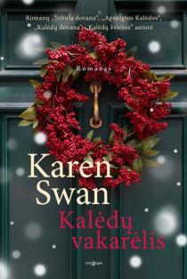 Kalėdų vakarėlis | Karen Swan