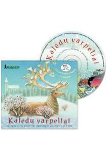 Kalėdų varpeliai (CD) | Teatriukas, Dalius Skamarakas, Žana Jablonskytė-Gudaitienė, Evelina Sašenko, vaikų choras