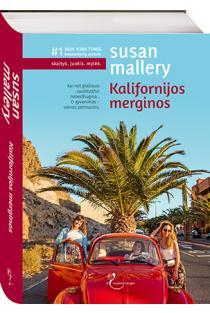 Kalifornijos merginos | Susan Mallery