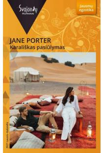 Karališkas pasiūlymas (Jausmų egzotika) | Jane Porter