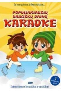 Populiariausių vaikiškų dainų karaoke 1 (DVD) |