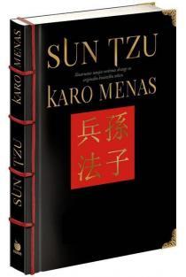 Karo menas (iliustruotas kolekcinis leidimas su originaliu tekstu) | Sun Tzu