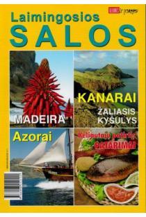 Laimingosios salos. Madeira, Azorai, Kanarai, Žaliasis kyšulys |