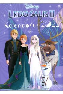 Ledo šalis II. Kalendorius 2022 |