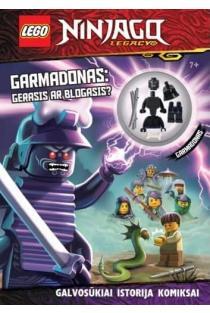 LEGO® NINJAGO®. Garmadonas: gerasis ar blogasis? |