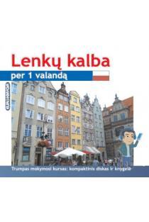 Lenkų kalba per 1 valandą (CD + knyga) |