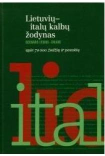 Lietuvių-italų kalbų žodynas | Birutė Žindžiūtė Michelini