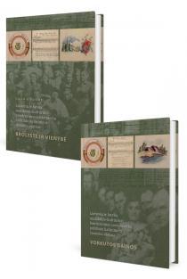Lietuvių ir latvių muzikinis-kultūrinis bendravimas sovietmečiu politinio kalinimo ir tremties vietose, 1 ir 2 knygos | Daiva Račiūnaitė-Vyčinienė, Gaila Kirdienė