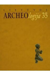 Lietuvos archeologija 35  