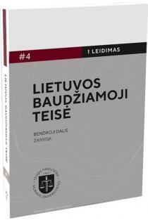 Lietuvos baudžiamoji teisė. Bendroji dalis, 2 knyga | Armanas Abramavičius, Gintaras Švedas, Jonas Prapiestis