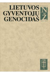 Lietuvos gyventojų genocidas, 1950-1953 (N-Ž), V tomas, antra knyga  
