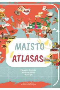 Maisto atlasas | Annalisa Beghelli, Genny Gallo