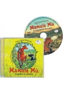 Mamulė Mū (CD) (2-as leidimas) | Jujja Wieslander, Tomas Wieslander, atlieka Keistuolių teatras, Atviras ratas