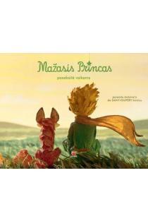 Mažasis princas: pasakaitė vaikams   Vanessa Rubio-Barreau