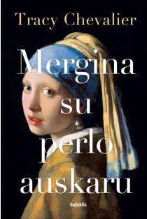 Mergina su perlo auskaru | Tracy Chevalier