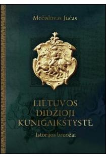 Lietuvos Didžioji Kunigaikštystė. Istorijos bruožai (3-as leidimas) | Mečislovas Jučas