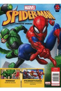 Žmogus-voras. Žurnalas Nr. 3 (2020)  