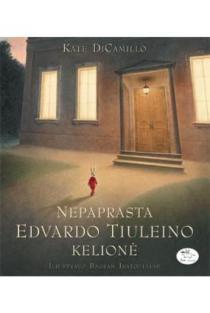 Nepaprasta Edvardo Tiuleino kelionė | Kate DiCamillo