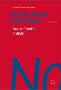 Norvegų-lietuvių kalbų žodynas = Norsk-litauisk ordbok  