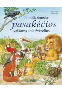 Populiariausios pasakėčios vaikams apie žvėrelius |