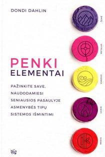 Penki elementai | Dondi Dahlin