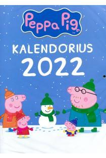 Peppa Pig. Kalendorius 2022 |