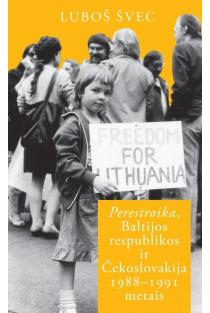 Perestroika, Baltijos respublikos ir Čekoslovakija 1988-1991 m. | Liuboš Švec