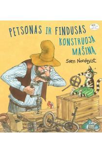 Petsonas ir Findusas konstruoja mašiną | Sven Nordqvist