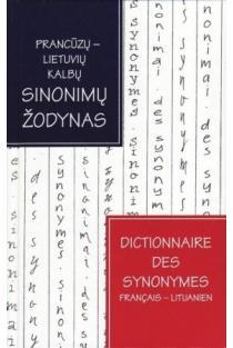 Prancūzų-lietuvių kalbų sinonimų žodynas |