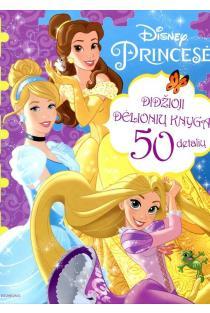 Princesė. Didžioji dėlionių knyga |