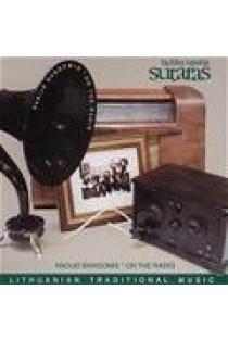 Radijo bangomis (CD) |