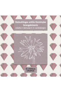 Stebuklingas arklio Dominyko brangakmenis (CD)   Vytautas V. Landsbergis