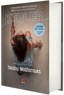 Triušių medžiotojas | Lars Kepler