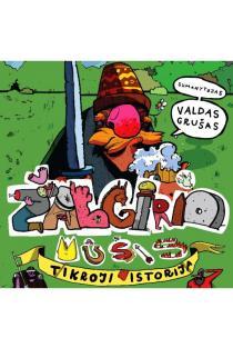 ŽALGIRIO MŪŠIS. Tikroji istorija (DVD) | Valdas Grušas