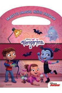Vampirina. Skaityti smagu, neštis patogu |